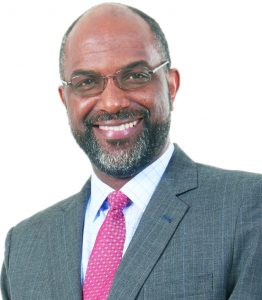 Earl Jarett, Chief Executive Officer, The Jamaica National Group
