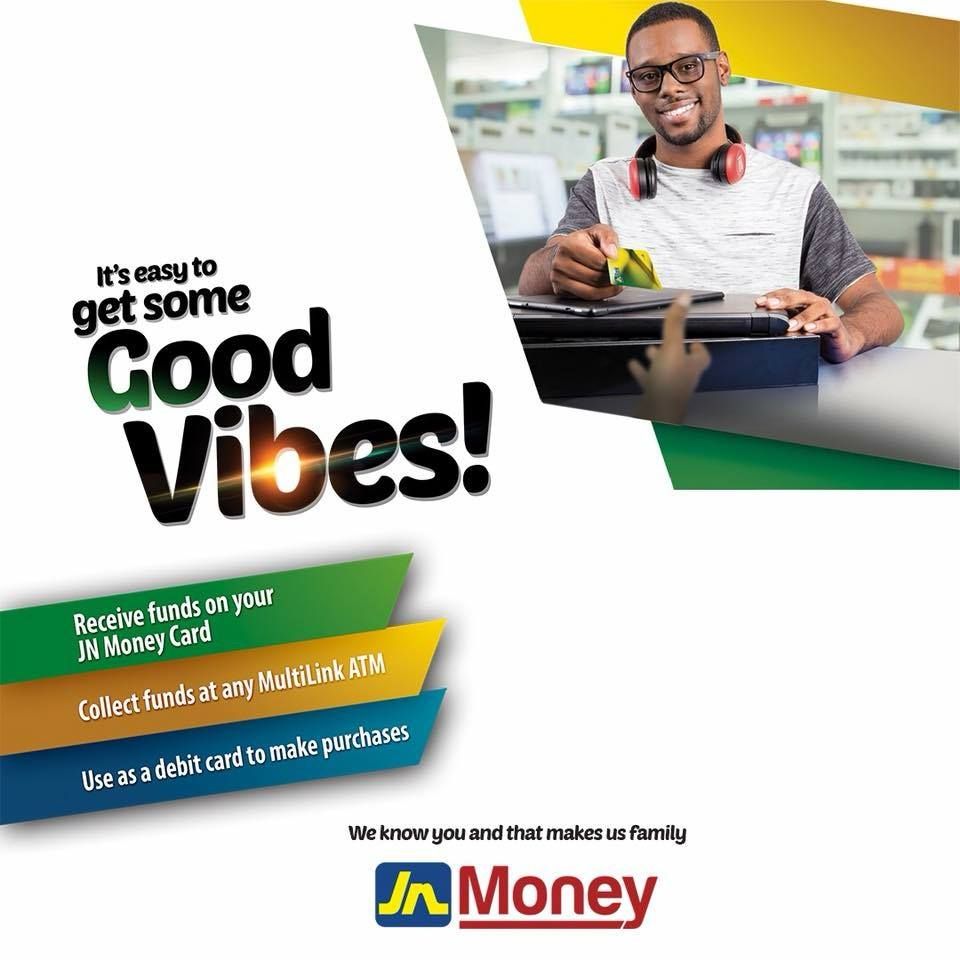 Jn Money Online S Overseas Customers Are Responding Positively To The Services New Website Which Allows Them Send Jamaica